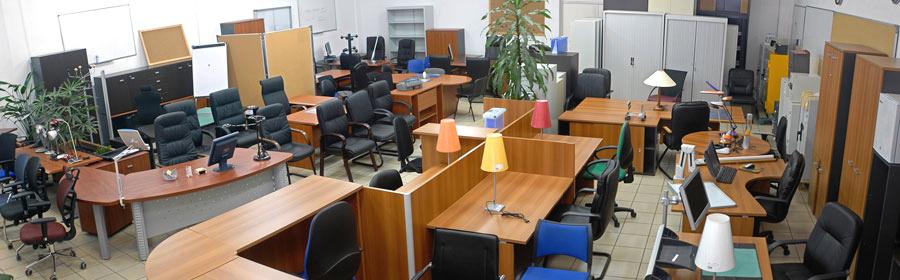 Mobilier de bureau et agencement