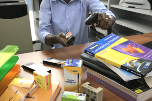 Contrats d'approvisionnement papeterie pour les professionnels
