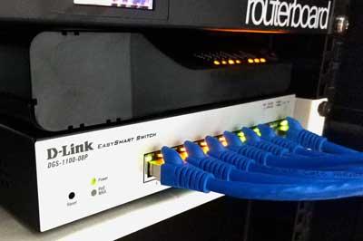 Amplificateurs Wifi, Switch, Routeurs, Câbles réseau
