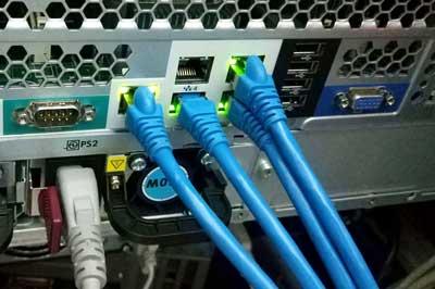 Service d'installations réseau