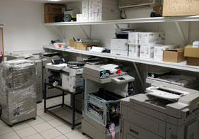 Atelier de SAV Canon