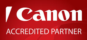Sporafric - Canon Accredited Partner